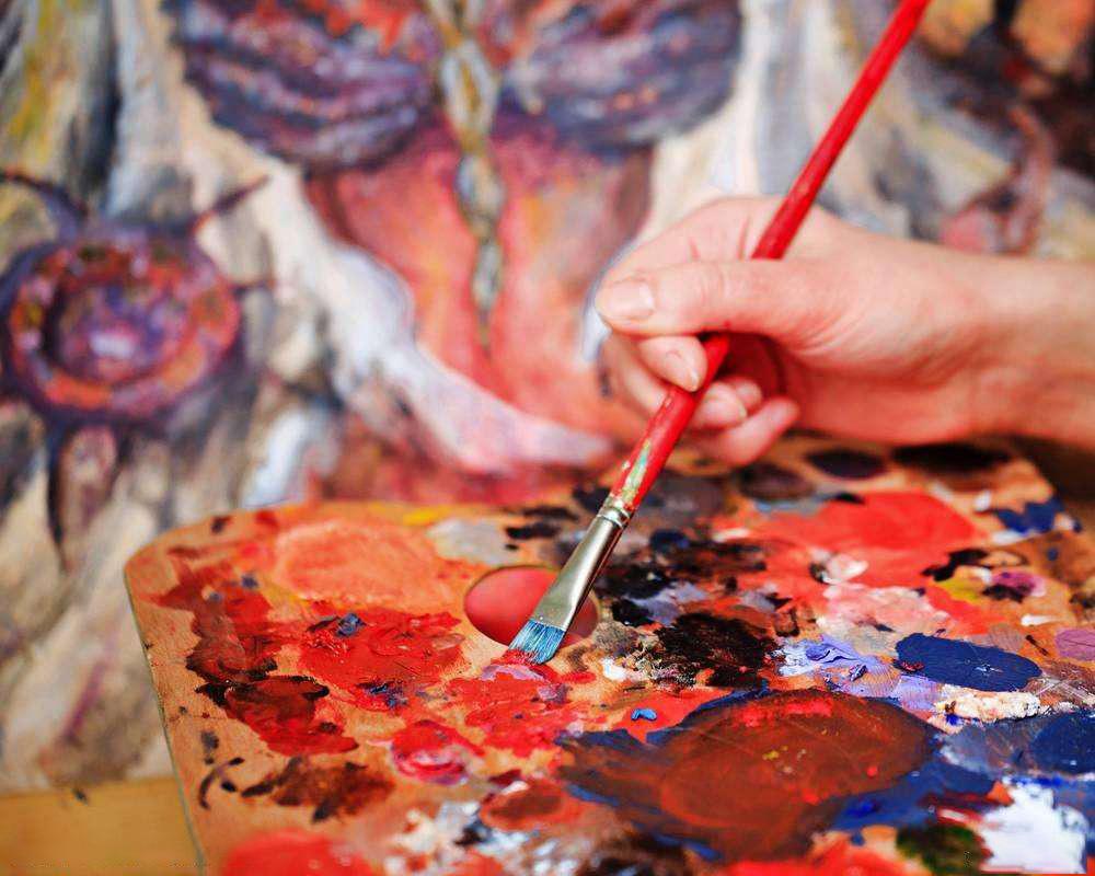 """""""美术表现""""不等于""""美术创作"""""""